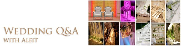 Wedding Q&A