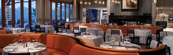 Romantic Dining - Delaire Graff Restaurant